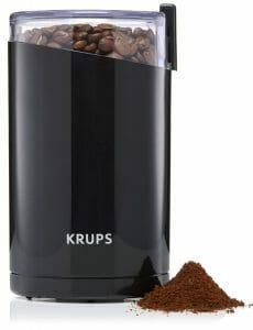 Beste Koffiemolen Krups F203
