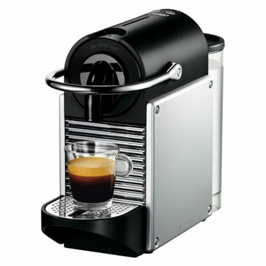 koffiemachine Nespresso Pixie review
