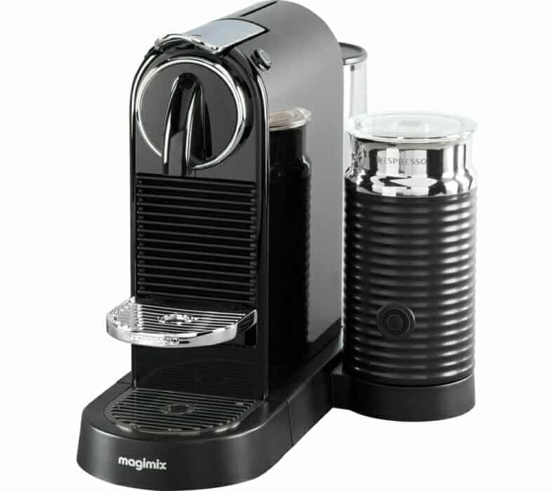 Nespresso Machine Nespresso CitiZ review