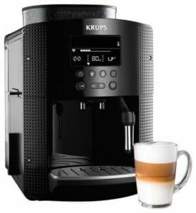 Krups EA8150 cappuccino machine