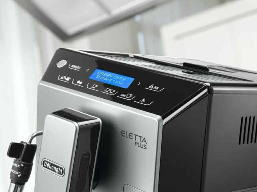 DeLonghi ECAM Eletta Plus 44.620.S Review