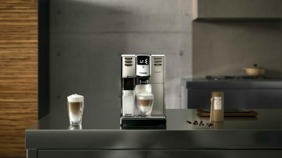saeco incanto review volautomaat espresso