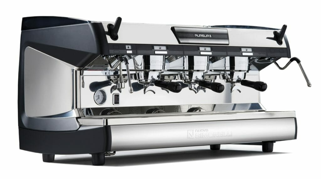 duurste koffiemachines aurelia
