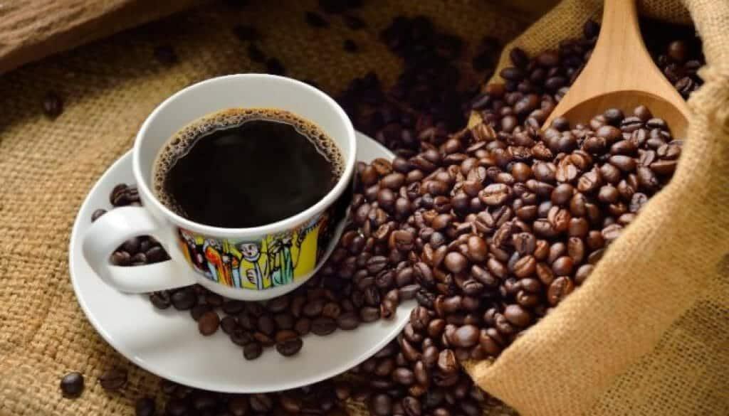 Ethiopische koffie