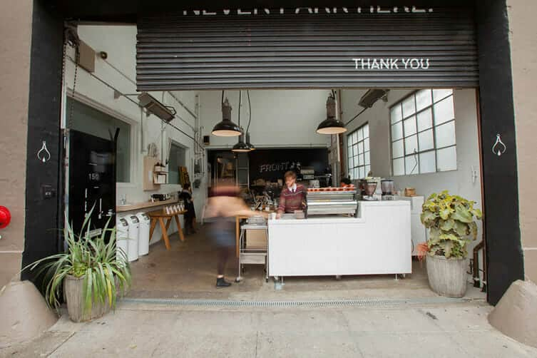 Front Coffee Company | San Francisco