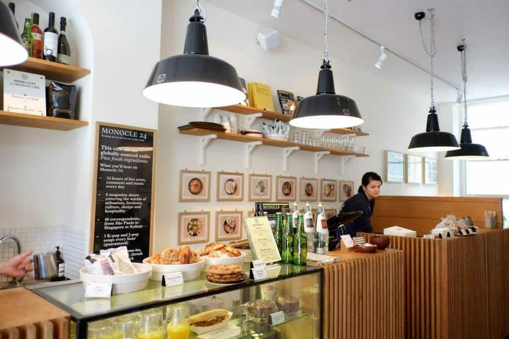 Monocle Café | Londen