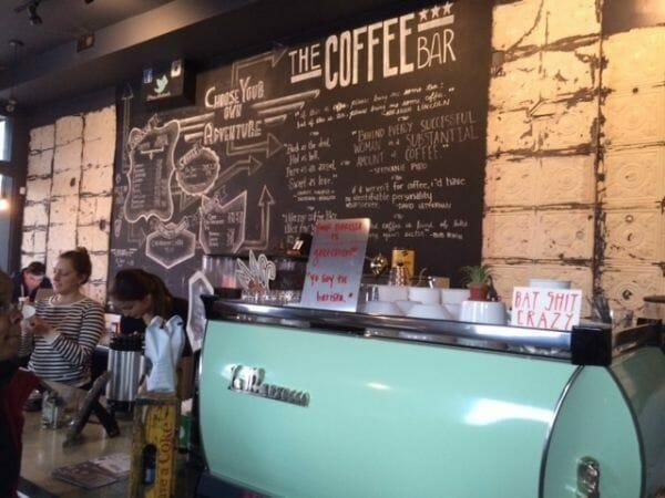 The Coffee Bar | Washington D.C.