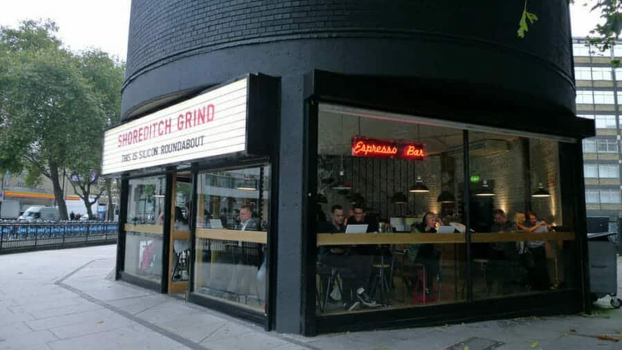 Shoreditch Grind | Londen