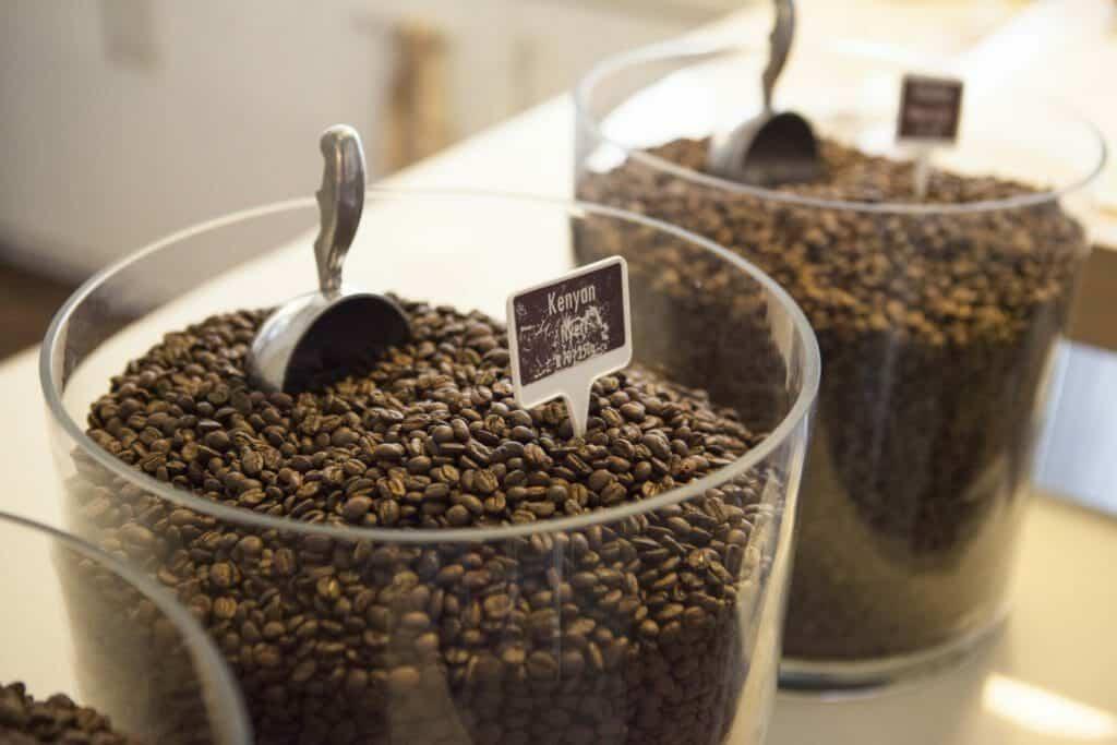 koffie uit kenia