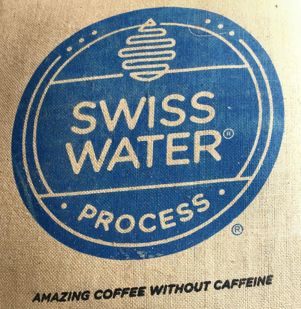 Swiss Water koffieverwerking