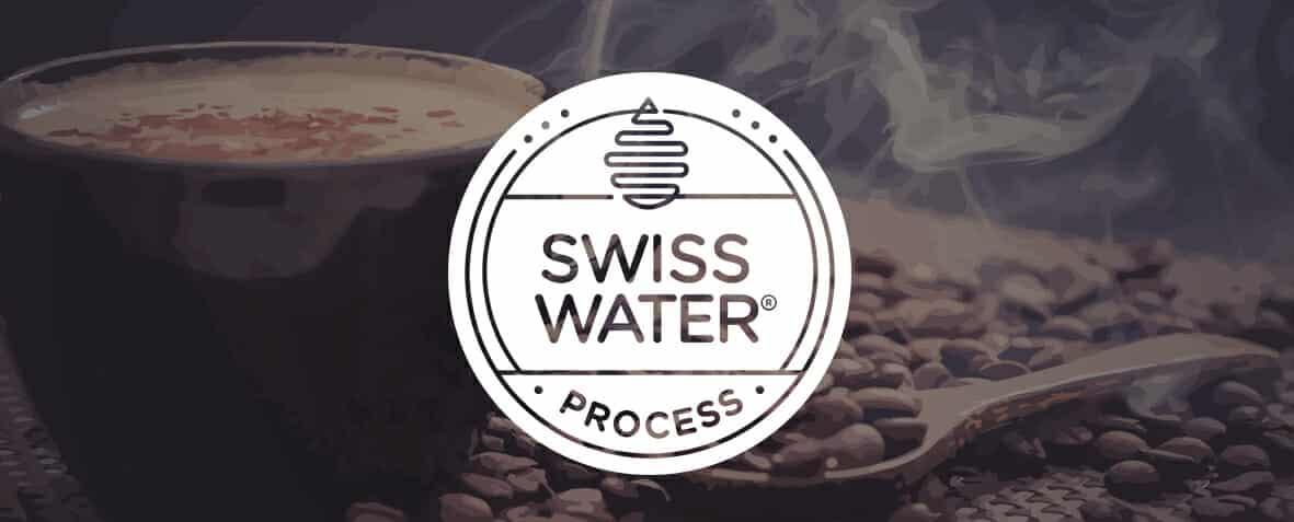 Swiss Water proces cafeïnevrije koffie