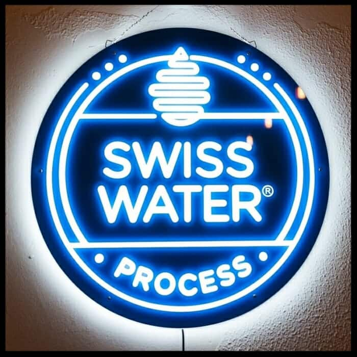 Swiss Water proces