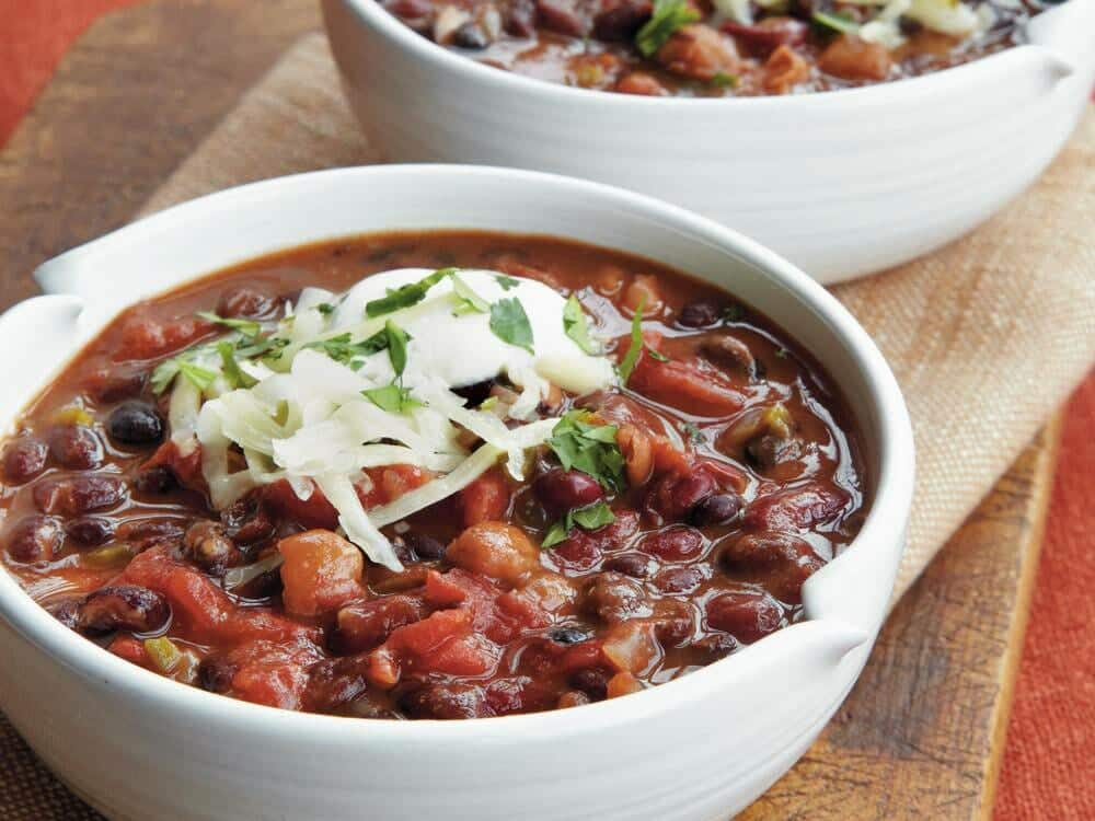 Vegetarische chili