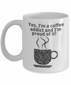 verslaafd aan koffie ontgifting