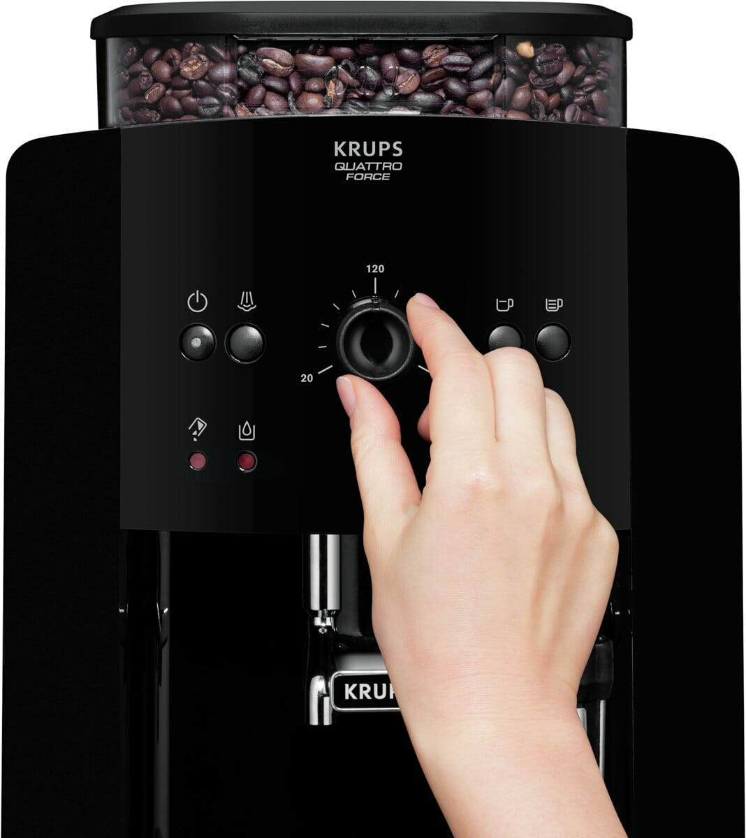 arabica picto krups ea8110 review