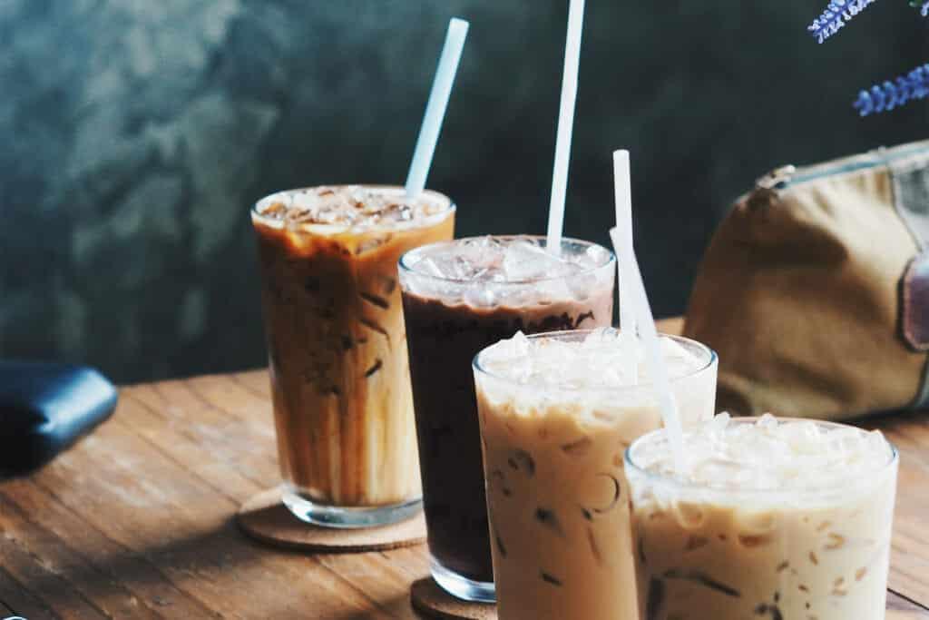 beste ijskoffierecepten lekker