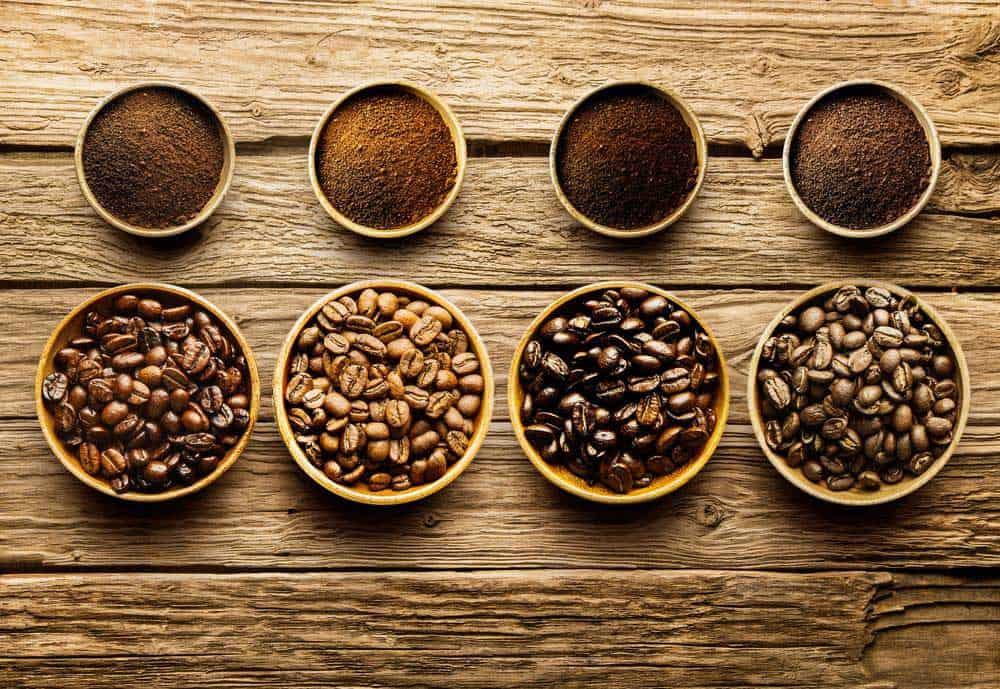 Espresso- vs koffiebonen