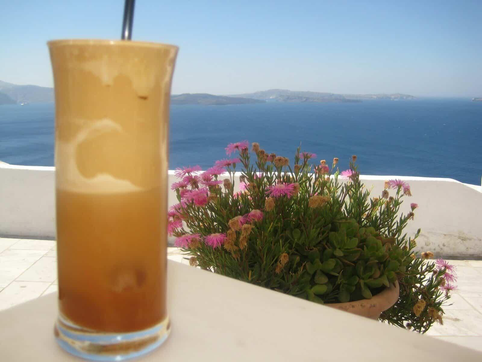 Griekse frappe