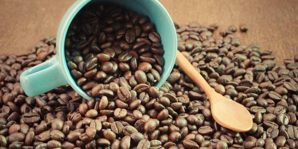 koffie bonen beste smaak halfdroge afwerking