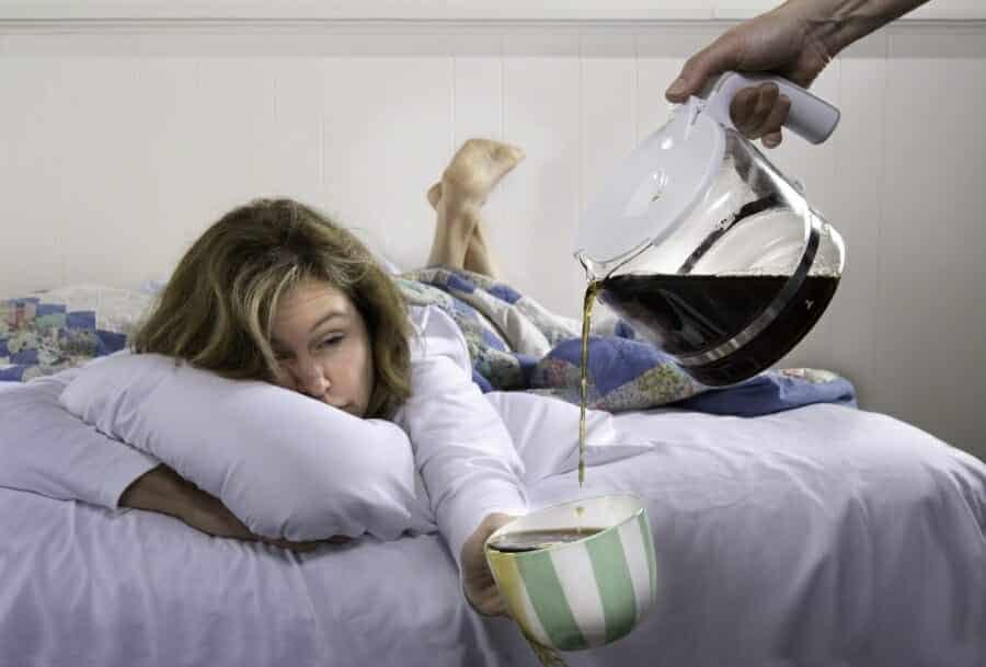 Koffie helpt bij kater