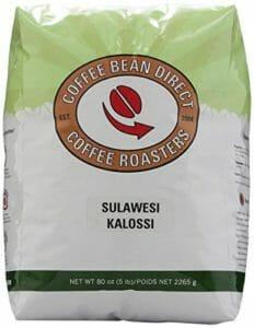 koffie uit sulawesi