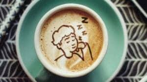 koffie voor het slapen