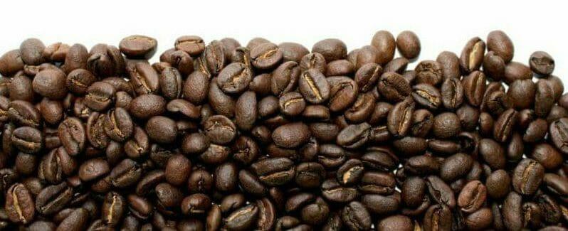 koffiebonen malen blender