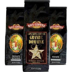 kona koffie hawaiaanse koffie