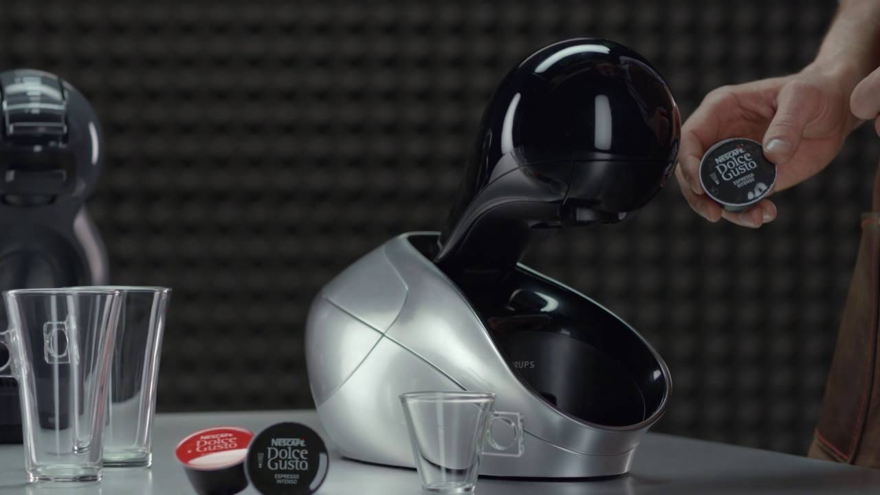 Krups Dolce Gusto Movenza Review