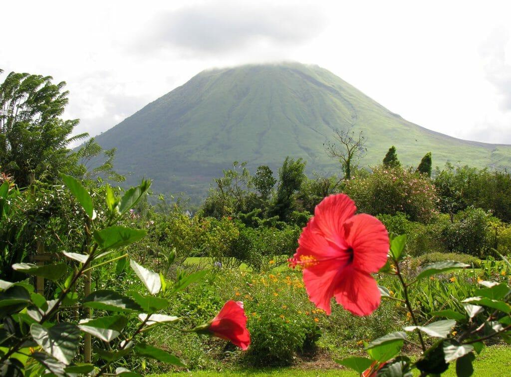 sulawesi vulkaan