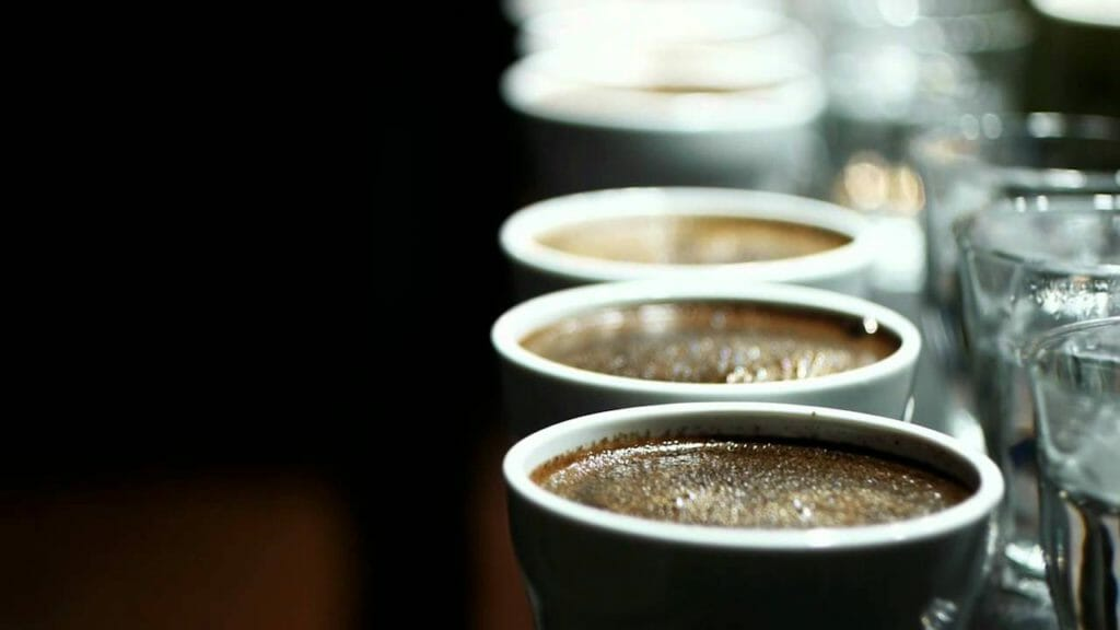 Tips koffie proeven