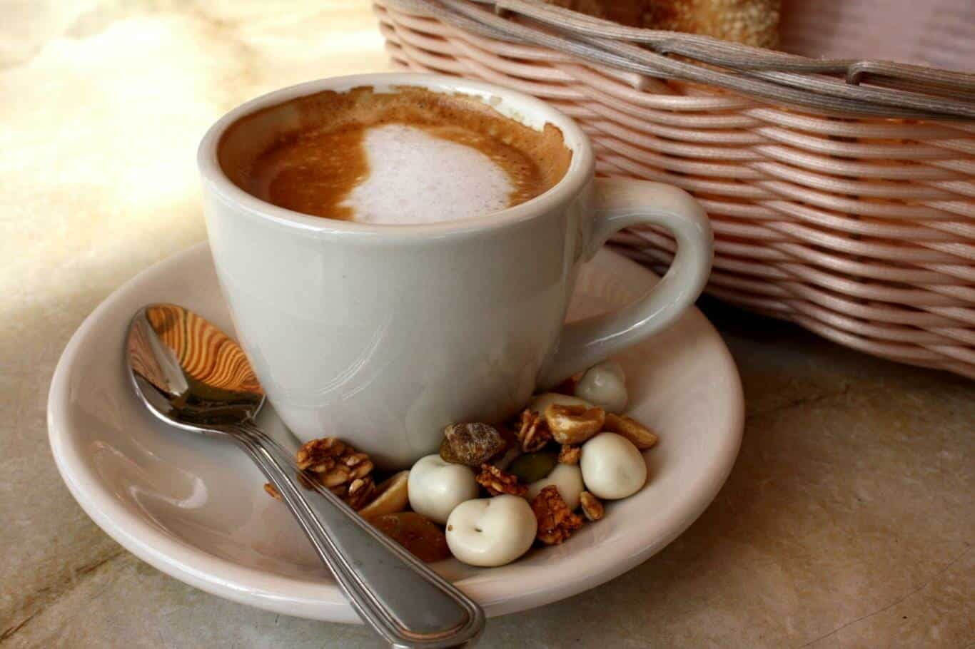 Unieke koffiedranken Ca Phe Trung