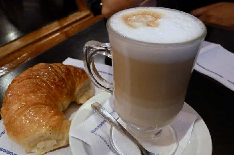 Unieke koffiedranken Café Lagrima