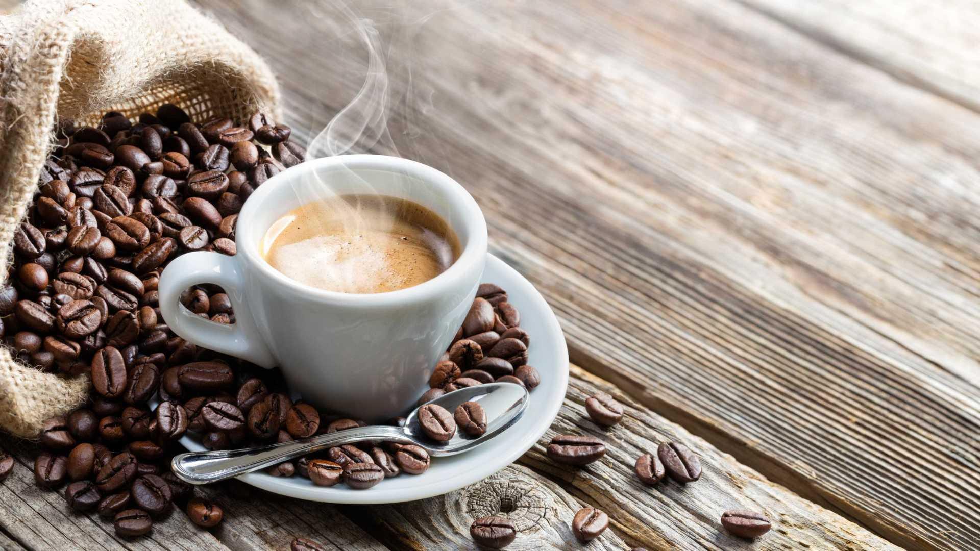 Unieke koffiedranken Cafezinho