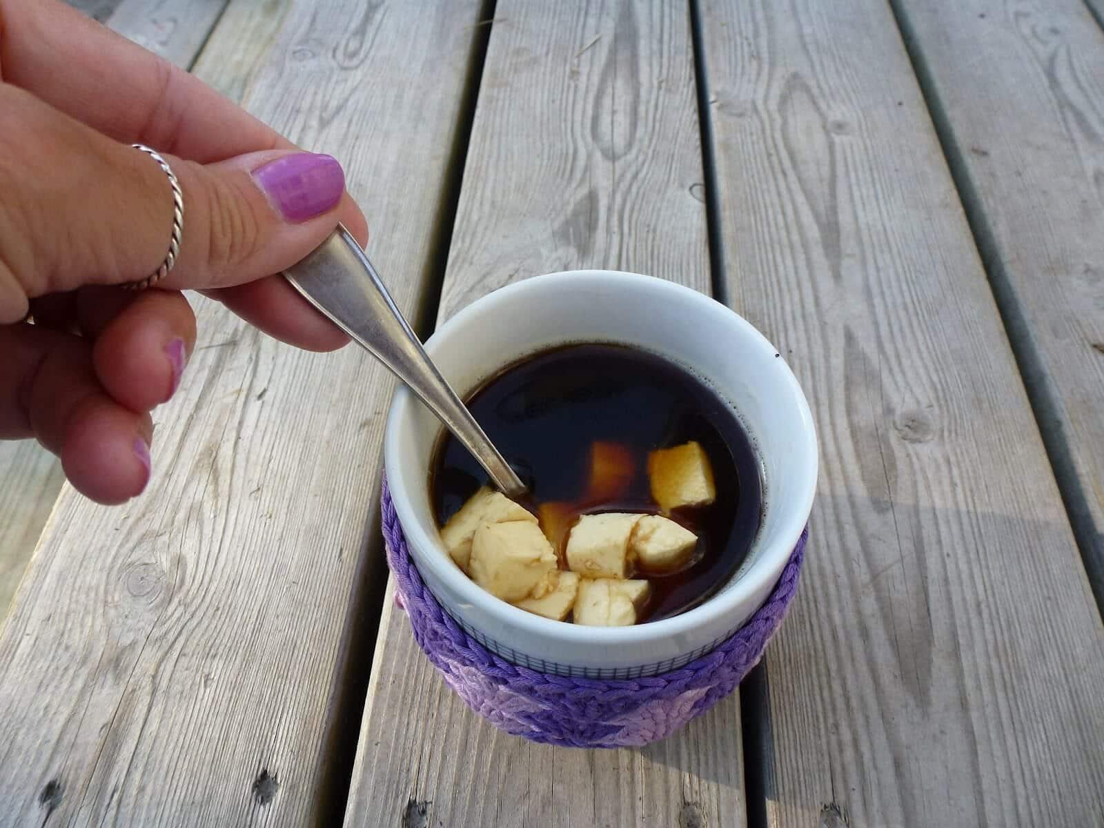 Unieke koffiedranken Kaffeost