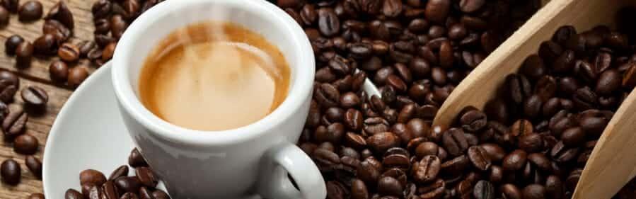 Verschil espresso- en koffiebonen