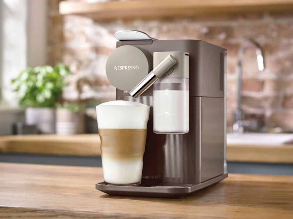 Delonghi Nespresso Lattissima One Review