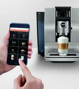 Jura Z6 Review smart koffiemachine