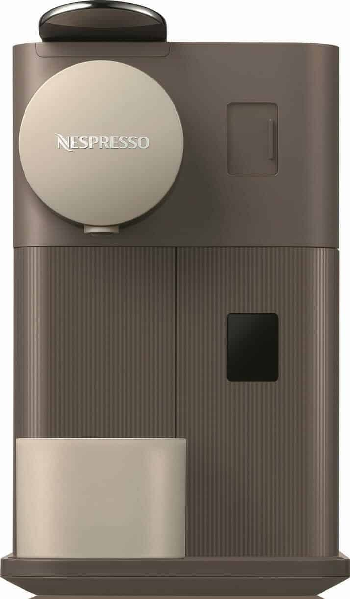 koffiecup Delonghi Nespresso Lattissima One review
