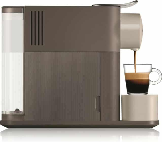 koffiecupapparaat Delonghi Nespresso Lattissima One review delonghi