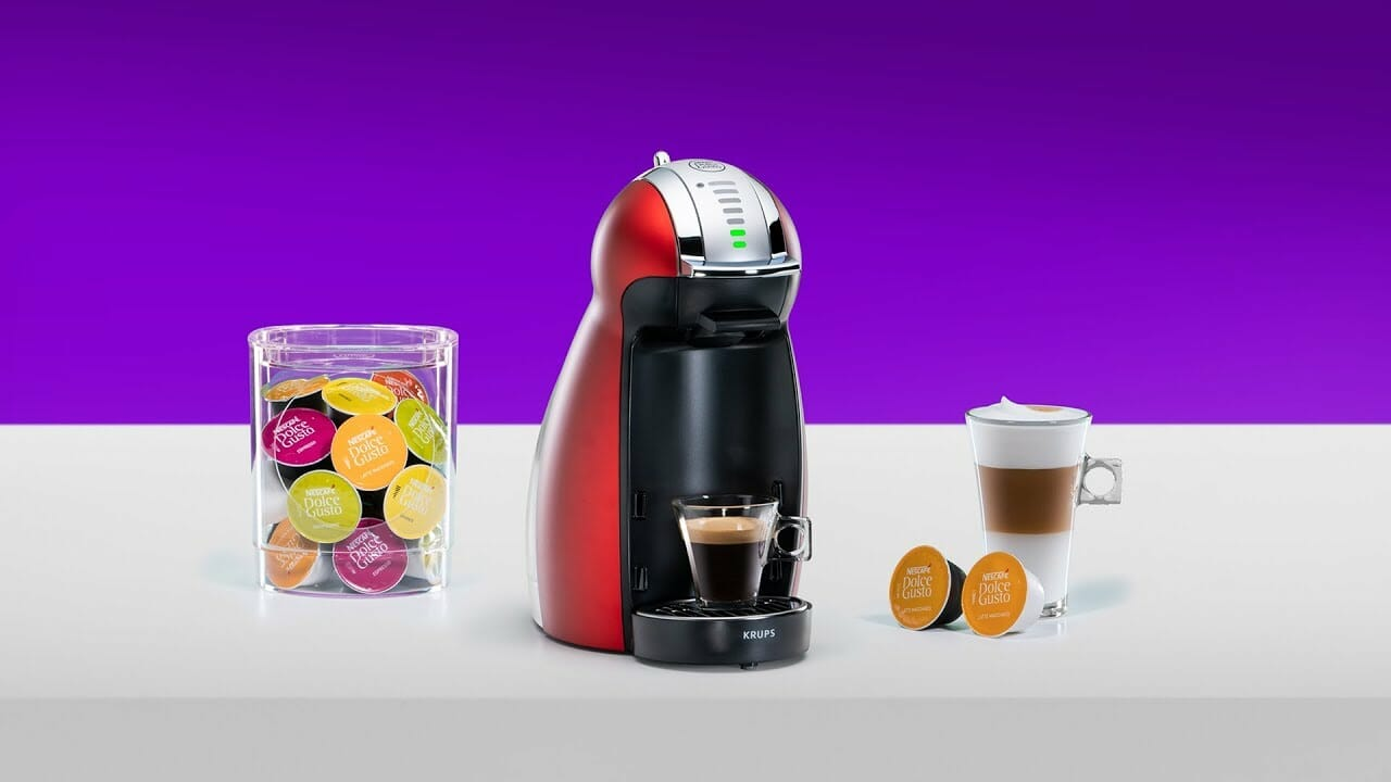 Krups Dolce Gusto Genio 2 Review