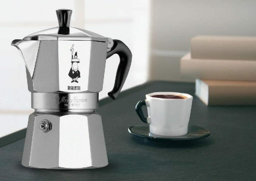 Bialetti Moka Express review Percolator