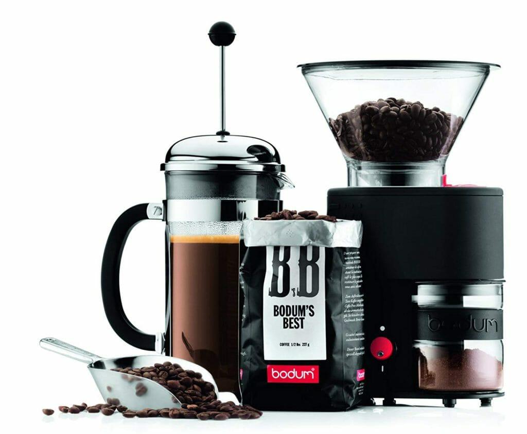 bodum bistro review koffiemolen