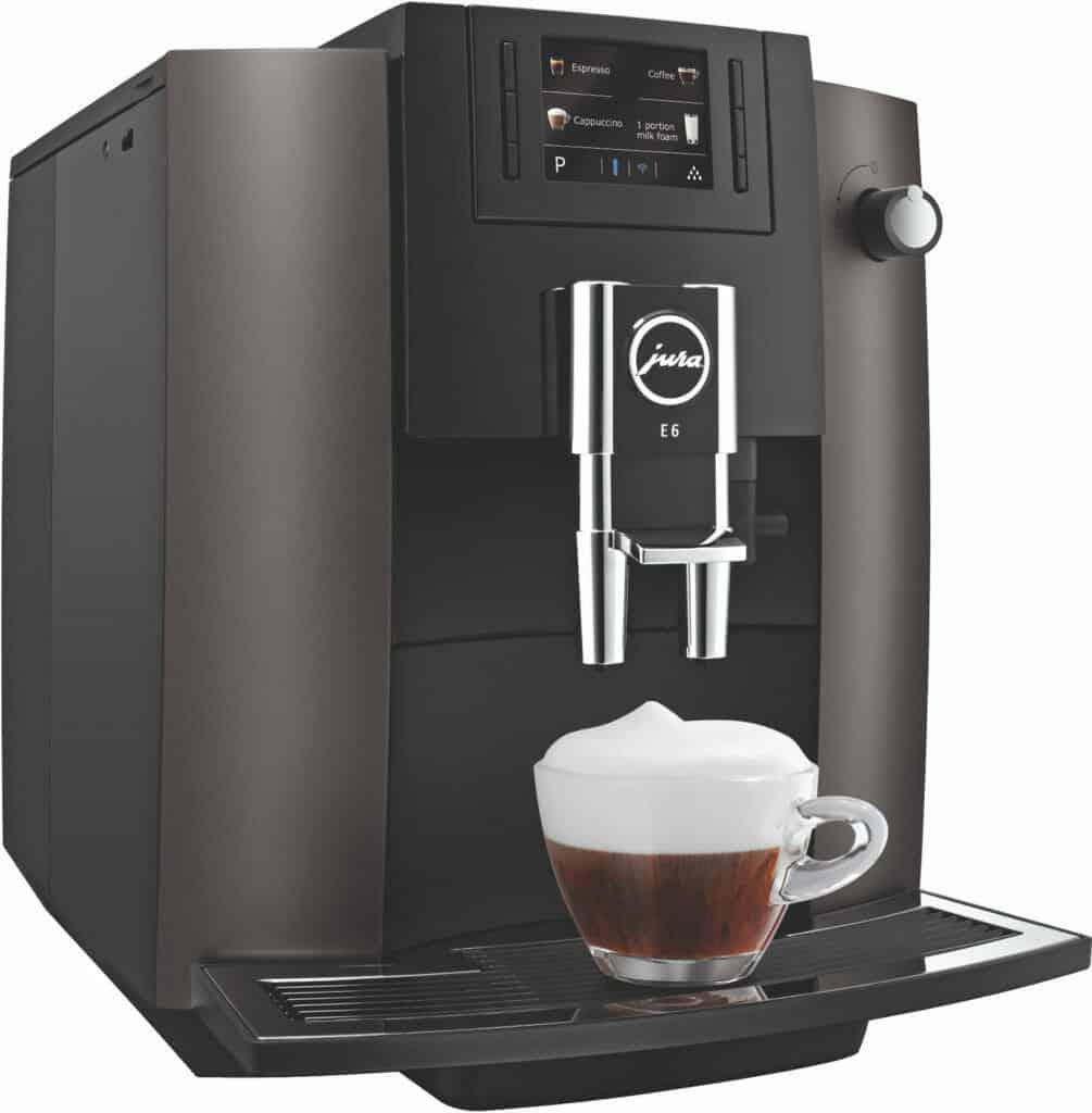 jura e6 review beste volautomaat espresso