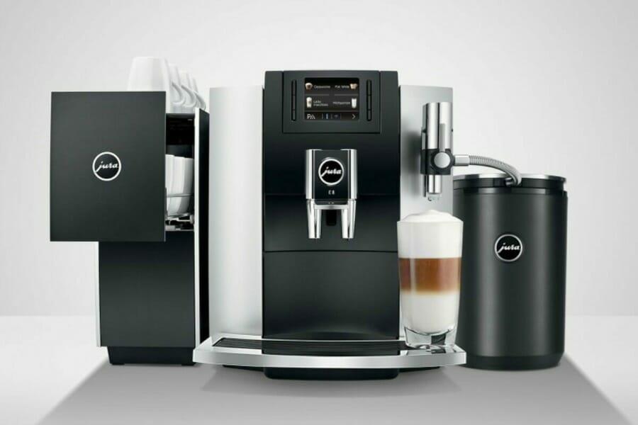 jura e8 review espresso volautomaat