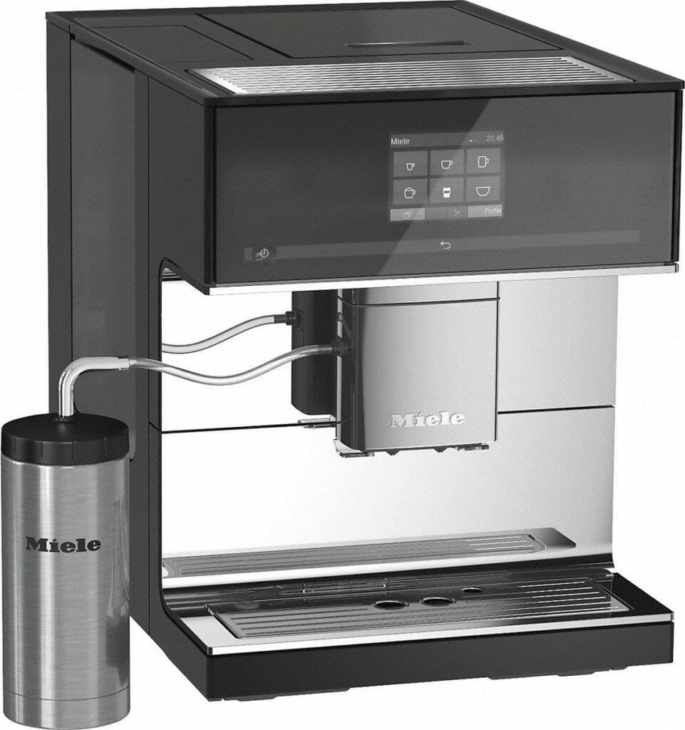 miele cm 7500 koffie volautomaat