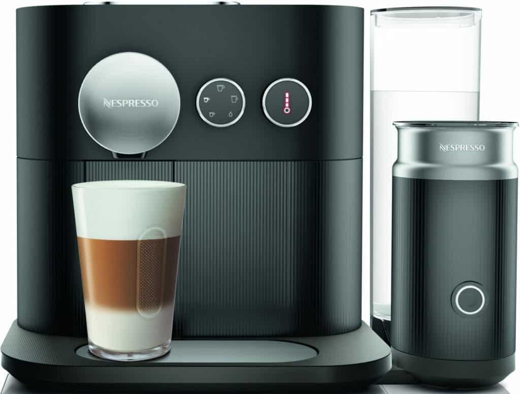 nespresso expert & milk koffiecupmachine