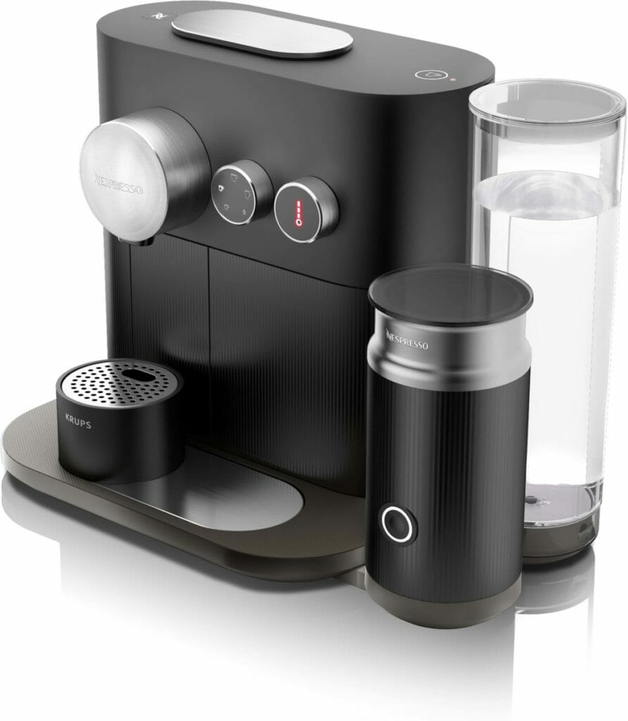 nespresso expert & milk review
