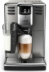 philips 5000 latte go review