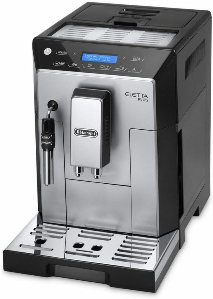 volautomaat DeLonghi ECAM Eletta Plus 44.620.S review